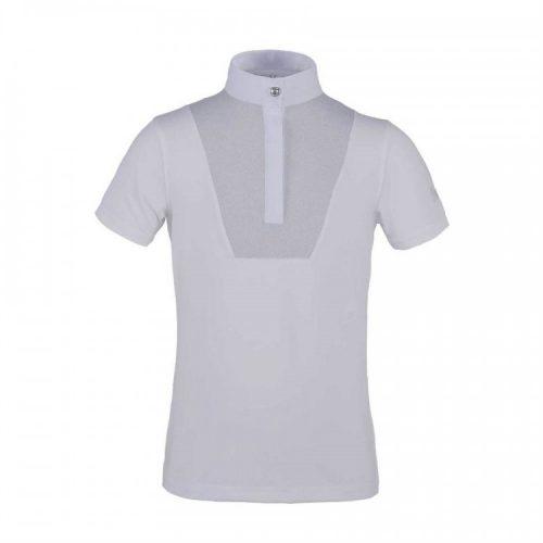 kingsland-demi-girls-show-shirt-white