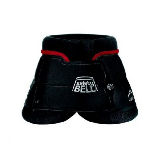 Veredus Safety Bell Boot Colour Edition Black/Red