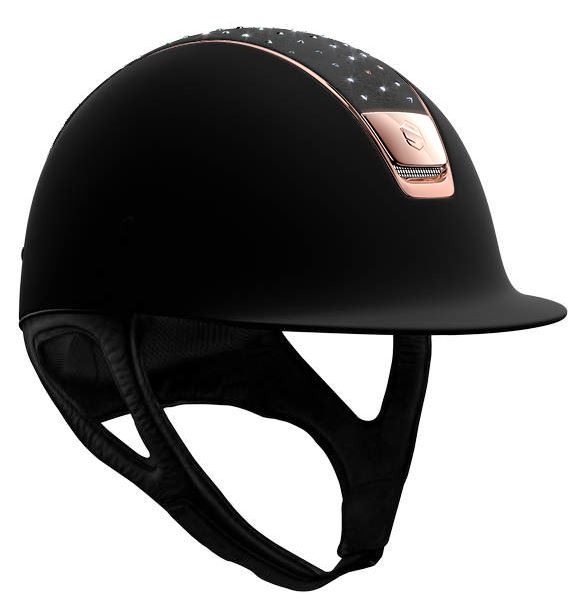 https://westleighssaddlery.co.uk/product/shadowmatt-rose-chrome-trim-blazon-with-fancy-swarovski-top/