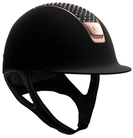 https://westleighssaddlery.co.uk/product/shadowmatt-rose-chrome-trim-blazon-with-sparkling-top/