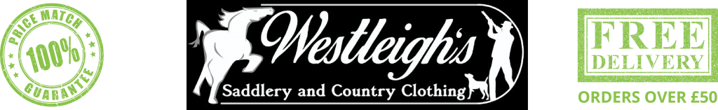 Westleighs Saddlery and Country Clothing Logo